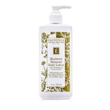 Eminence Blueberry Shimmer Body Lotion  250ml/8oz
