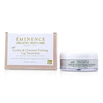 EminenceLychee & Chestnut Tratamiento Reafirmante piernas 125ml/4.2oz