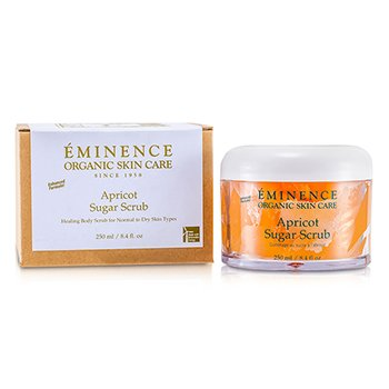 Eminence Apricot Sugar Scrub  250ml/8.4oz