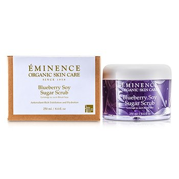 EminenceBlueberry Soy Sugar Scrub 250ml/8.4oz