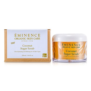 Eminence Coconut Sugar Scrub 250ml/8.4oz
