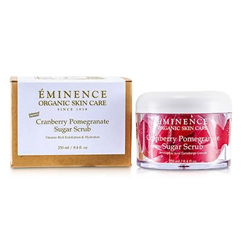 EminenceCranberry Pomegranate Sugar Scrub 250ml/8.4oz