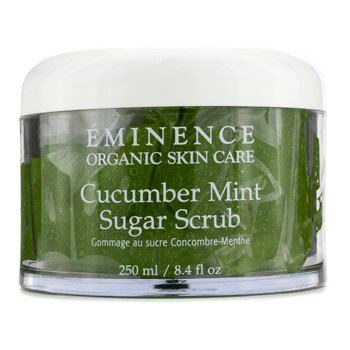 Eminence Cucumber Mint Sugar Scrub  250ml/8.4oz