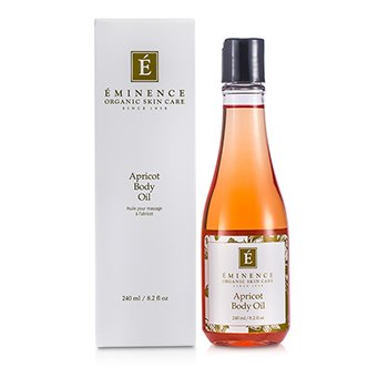 Eminence Apricot Body Oil  240ml/8.2oz
