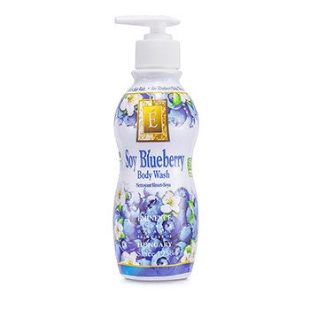 EminenceSoy Blueberry Body Wash 250ml/8.45oz