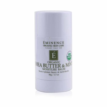 Eminence Shea Butter & Mint Moisture Balm  50ml/1.7oz