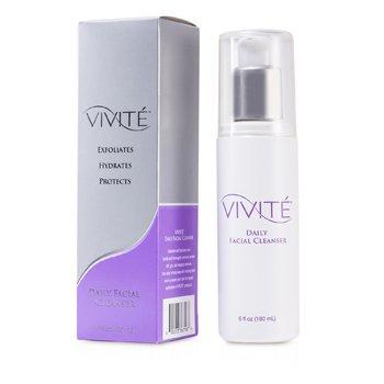Daily Facial Cleanser Vivite Daily Facial Cleanser 180ml/6oz