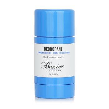 Baxter Of California Desodorante - Libre de Alcohol (F�rmula Piel Sensible)  75g/2.65oz