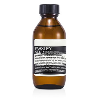 AesopParsley Seed Jab�n Facial 100ml/3.4oz