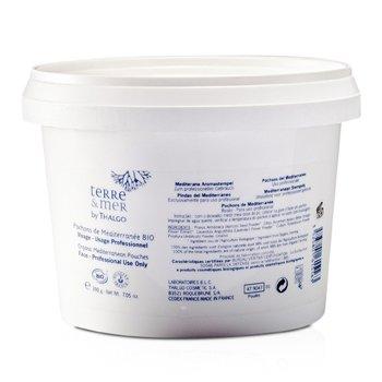 ThalgoTerre & Mer Organic Mediterranean Toallitas  (Hierbas) (Tama�o Sal�n) 200g/7.05oz