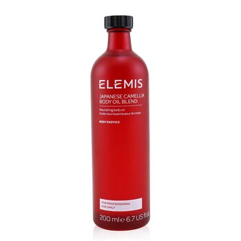 ElemisJapanese Camellia Body Oil Blend (Salon Size) 200ml/6.8oz