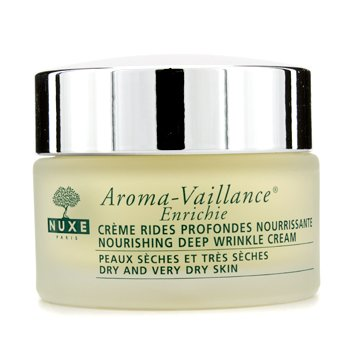 Nuxe Aroma Vaillance Enrichie Nourishing Deep Wrinkle Cream (Dry to Very Dry Skin)  50ml/1.7oz