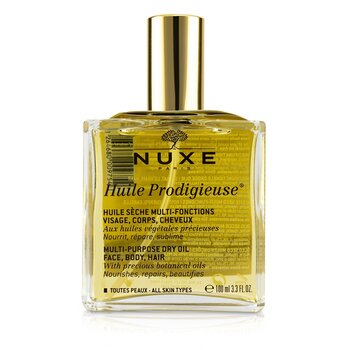 Nuxe Huile Prodigieuse Multi Usage Dry Oil 100ml|3.3oz