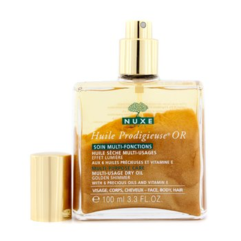 NuxeHuile Prodigieuse Aceite Multi usos - Golden Shimmer 100ml/3.3oz