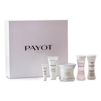 PayotKit de cremes Les Correctrices Special Rides Creme Set: Creme 50ml + Cleanser 30ml + Lo��o 30ml + Mascara facial 15ml + Sero 3ml 5pcs