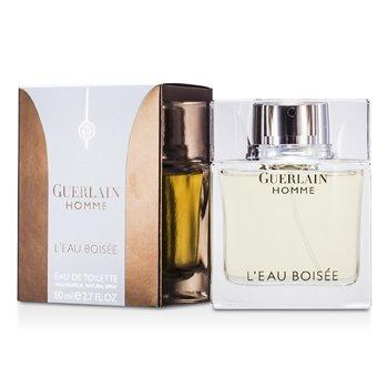 Guerlain Homme L'Eau Boisee Eau De Toilette Spray  80ml/2.7oz