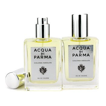 Acqua Di ParmaAcqua Di Parma Colonia Assoluta Eau de Cologne Travel Spray Refills 2x30ml/1oz