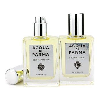 Acqua Di Parma Acqua Di Parma Colonia Assoluta Eau de Cologne Travel Spray Refills 2x30ml/1oz