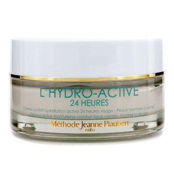 Methode Jeanne PiaubertL'Hydro Active 24 Heures - Active Moisturising Comfort Face Cream (Normal to Dry Skin) 50ml/1.66oz