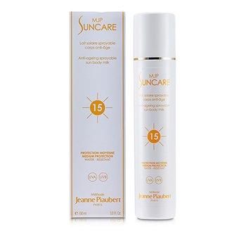 Methode Jeanne PiaubertAnti-Aging Sprayable Sun Body Milk SPF15 150ml/5oz