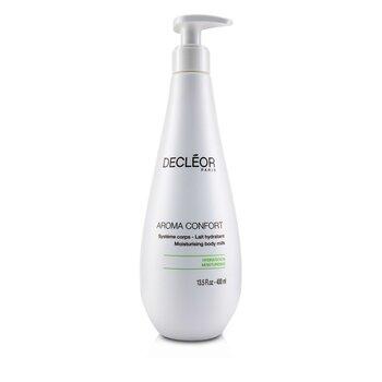 Decleor Aroma Confort Увлажняющее Молочко для Тела 400ml/13.5oz