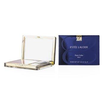 Estee Lauder Pure Color Rubor- # 01 Pink Tease (Satin)  7g/0.24oz