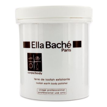 Ella BacheLoofah Earth Body Polisher (Salon Size) 500ml/16.7oz