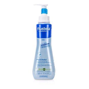 PhysiObebe No-Rinse Cleansing Fluid Mustela PhysiObebe No-Rinse Cleansing Fluid 300ml/10.14oz