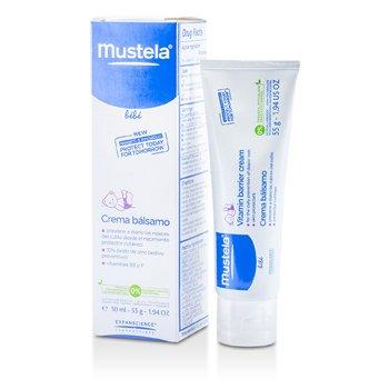 Vitamin Barrier Cream Mustela Vitamin Barrier Cream 55g/1.94oz