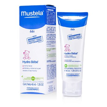 MustelaHydra-Bebe Facial Cream - Normal Skin 40ml/1.35oz