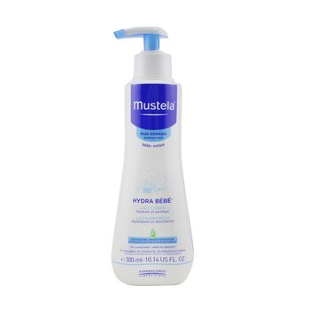 Mustela Hydra-Bebe Loci�n Corporal - Piel Normal  300ml/10.14oz