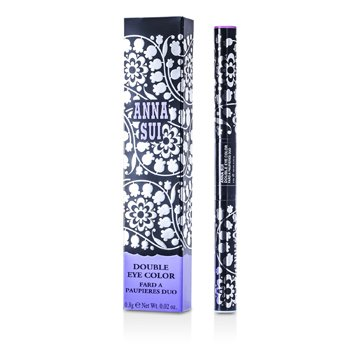 Anna Sui Double Eye Color - # 03  0.8g/0.02oz