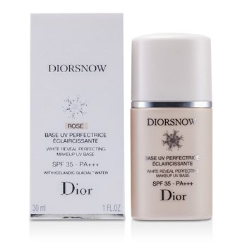 Christian DiorDiorsnow White Reveal Maquillaje Perfeccionador UV Base SPF 35 PA+++30ml/1oz