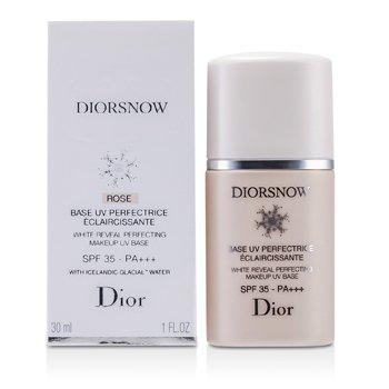 Christian DiorKem Nền Trang Điểm Trắng S�ng Da Ho�n Hảo Chống UV SPF 35 PA+++30ml/1oz