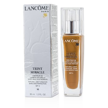 Lancome ک�� ���ی� ���� ک���� Teint Miracle �� SPF15 - ����� 10- Praline  30ml/1oz