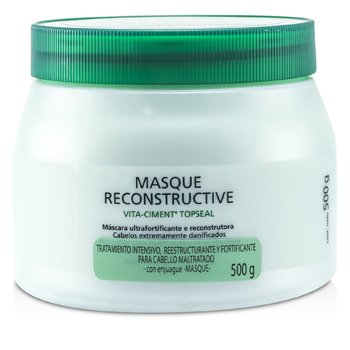 KerastaseResistance Vita-Ciment Topseal Mascarilla reconstructora 500g/16.9oz