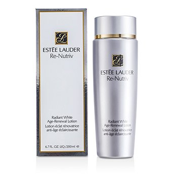 Estee Lauder Re-Nutriv Radiant White Age-Renewal Lotion  200ml/6.7oz
