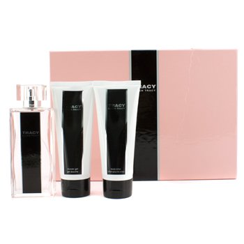 Ellen Tracy Ellen Tracy Coffret: Eau De Parfum Spray 75ml/2.5oz + Body Lotion 100ml/3.4oz + Shower Gel 100ml/3.4oz (Box Slightly Damaged)  3pcs