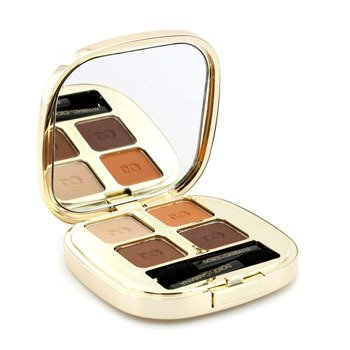 Dolce & Gabbana The Eyeshadow Smooth Eye Colour Quad - # 115 Cocoa  4.8g/0.16oz