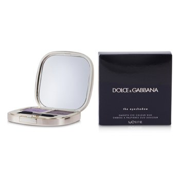 Dolce & Gabbana The Eyeshadow Smooth Eye Colour Duo - # 107 Gems  5g/0.17oz
