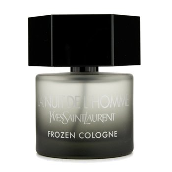 Yves Saint Laurent La Nuit De L'Homme Frozen Colonia Vap.  60ml/2oz