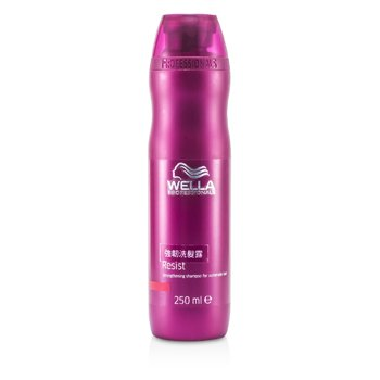 WellaResist Strengthening Shampoo (For Vulnerable Hair) 250ml/8.4oz