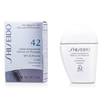 Shiseido�ehir Ortam� Ya�s�z UV Koruyucu SPF42 PA+++ 30ml/1oz