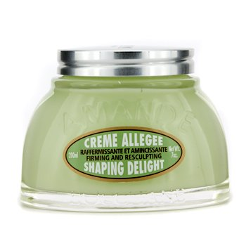L'Occitane Almond Shaping Delight Firming & Resculpting  200ml/7oz