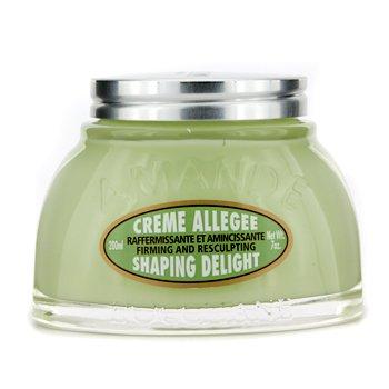 L'Occitane Almond Shaping Delight Pengencang & Pembentuk  200ml/7oz