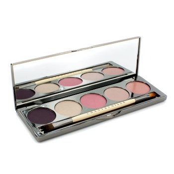Chantecaille Paleta Rostro Les Macarons (2xColor Ojos + 1x Iluminador + 1x Colorete + 1x Gloss Labial+ 1x Aplicador)  5x1g/0.35oz