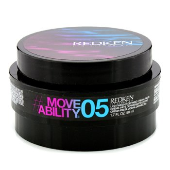 RedkenStyling Move Ability 05 Lightweight Defining Cream-Paste 50ml/1.7oz