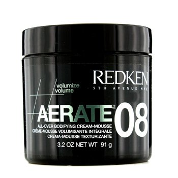 RedkenStyling Aerate 08 All-Over Bodifying Cream-Mousse 91g/3.2oz