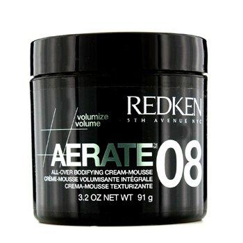 RedkenStyling Aerate 08 Crema-Mousse Para Dar Cuerpo Para Todo 91g/3.2oz