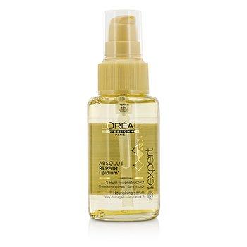 L'Oreal Professionnel Expert Serie - Absolut Repair Lipidium Питательная Сыворотка - Несмываемая (для Очень Поврежденных Волос) 50ml